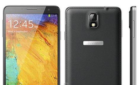 HTM H100 Octa-core Smartphone