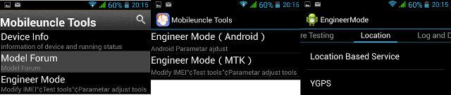 Percepat GPS Lock Himax Polymer Li MT6582 Based Smartphones