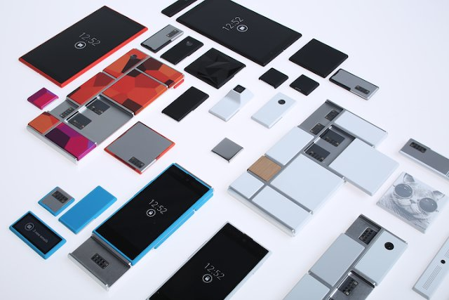 Project Ara Early Prototypes