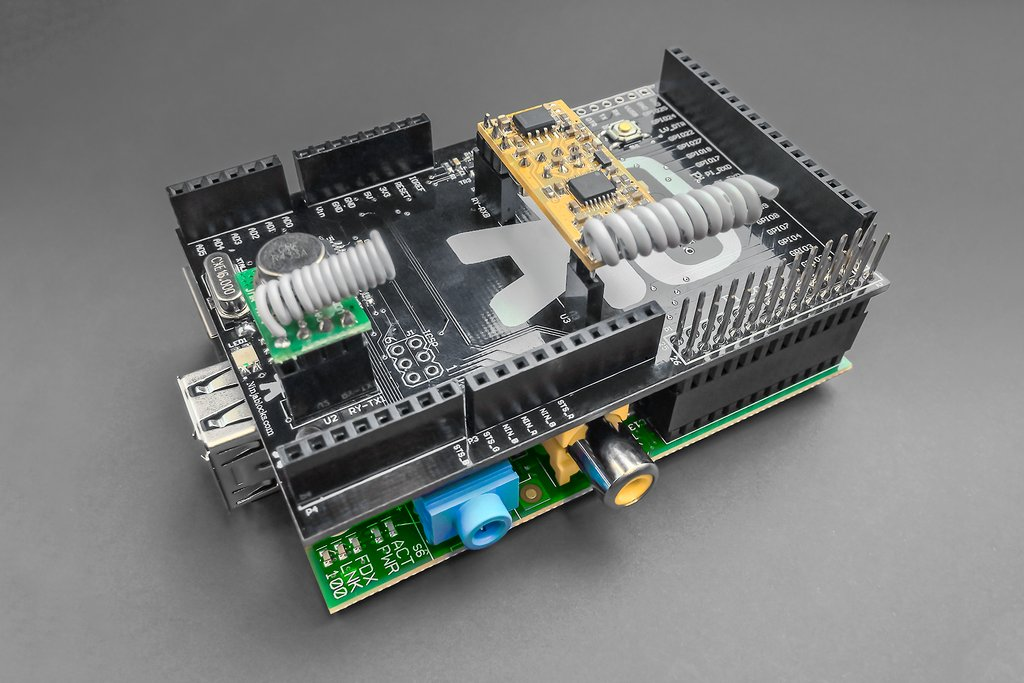 how to connect raspberry pi to arduino