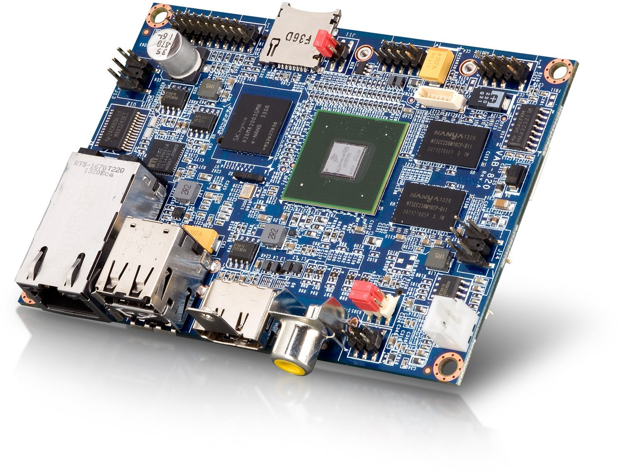 Via Unveils Vab 820 Pico Itx Board Powered By Freescale Imx6 Quad Exynos 5 Octa Block Diagram Sbc Click To Enlarge