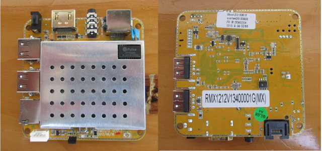 Jynxbox M6 Board (Click to Enlarge)