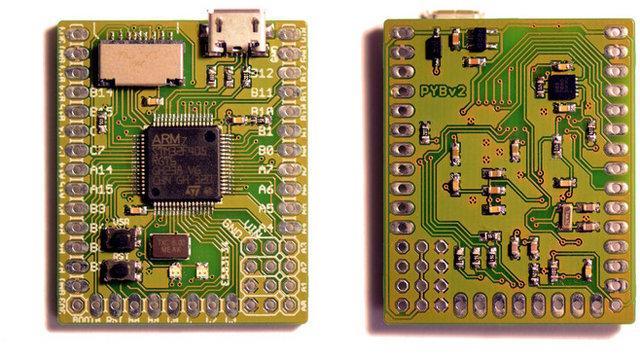 Micro_Python_Board