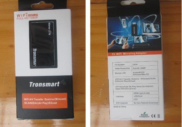 Tronsmart_T1000_Package
