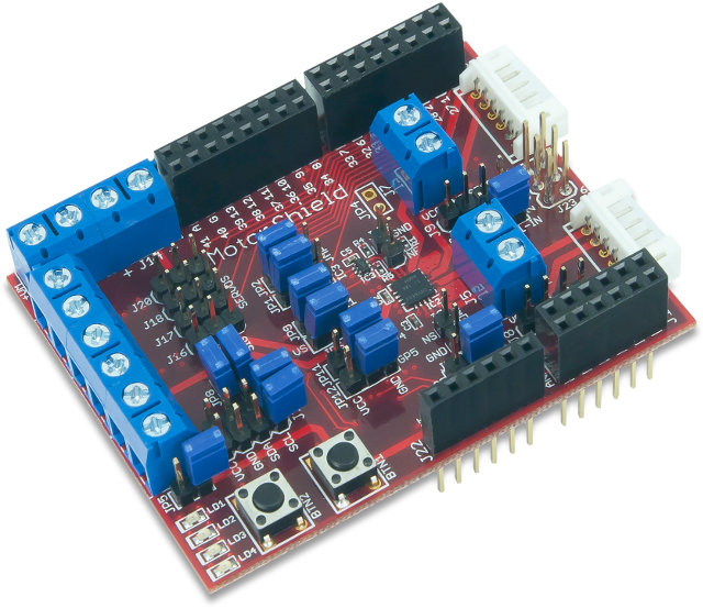 chipKit Motor Shield