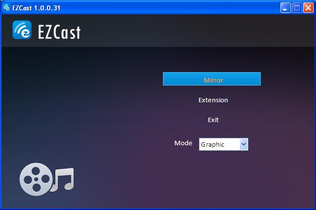 ezcast_windows_xp