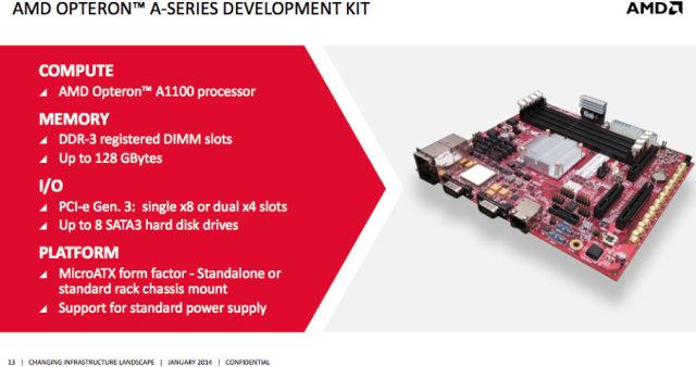 AMD_Opteron_A1110_Development_Board
