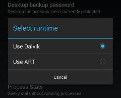 Android_ART_Dalvik