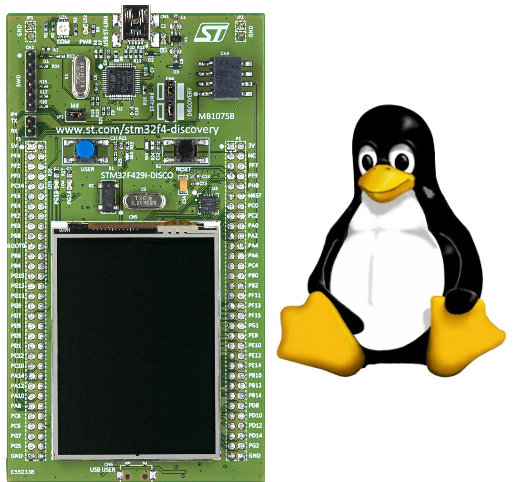 STM32429-Discovery_Linux