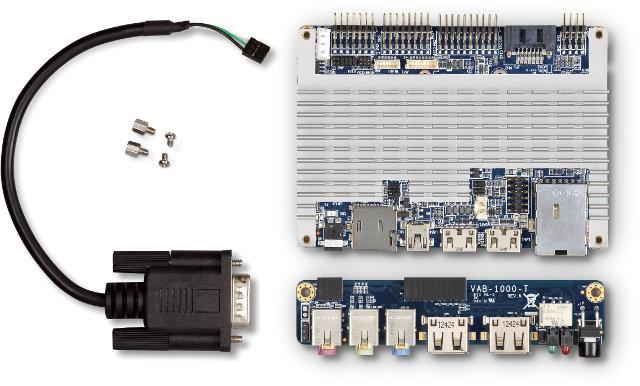 VAB-1000 Starter Kit (Click to Enlarge)
