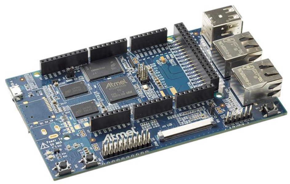 Atmel atsama d xplained arduino compatible open