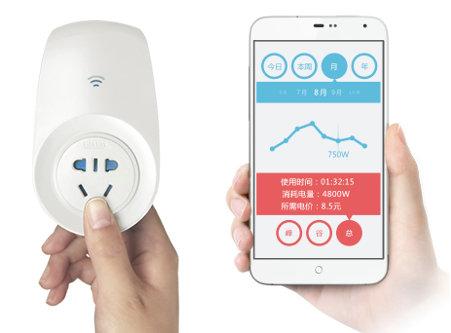 Broadlink SP2 and Energy Monitoring