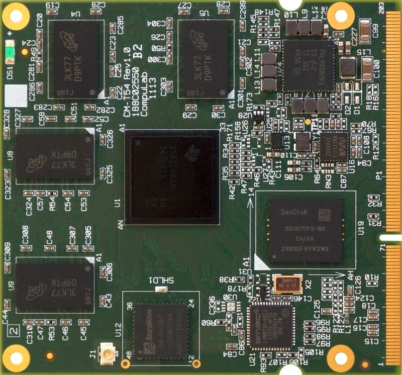 Compulab CM-T54 CoM