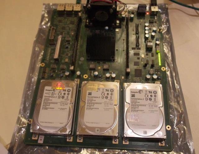 Huawei D01 Server Board
