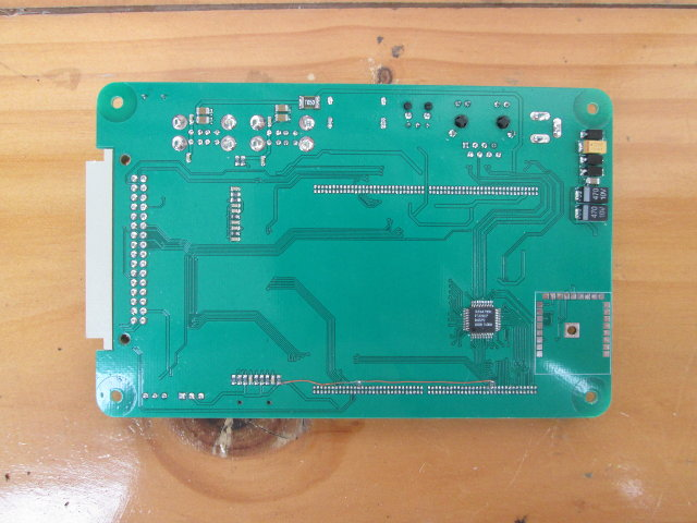 Bottom of IBOX Board (Click to Enlarge)