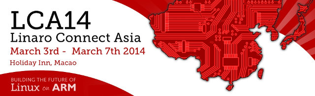 Linaro_Connected_Asia_2014