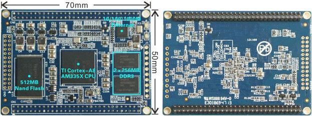 MYC-AM335X_CPU_Module
