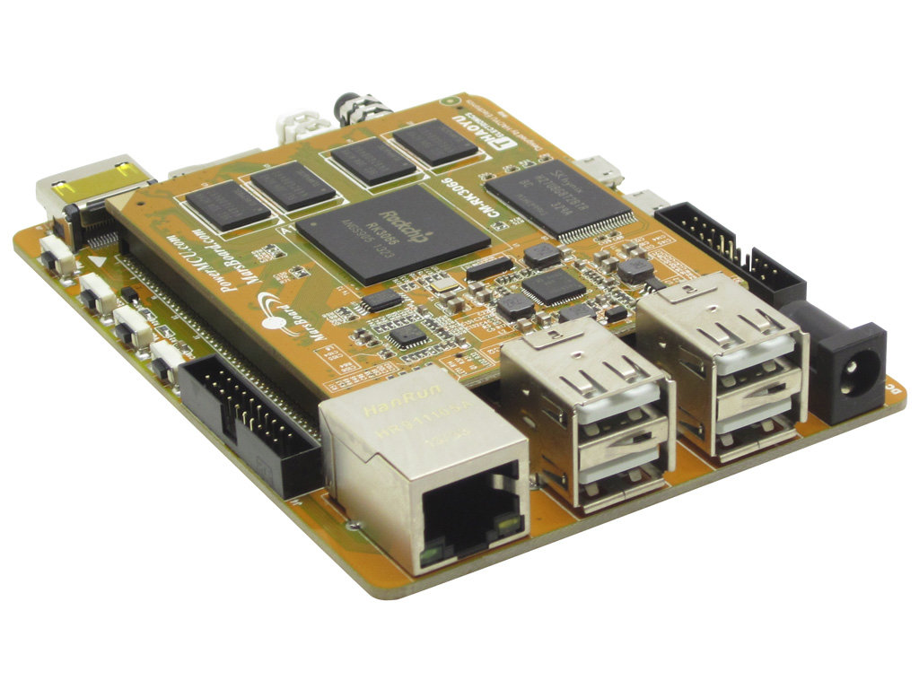 $60 MarsBoard RK3066 (Partially) Open Source Hardware Development ...