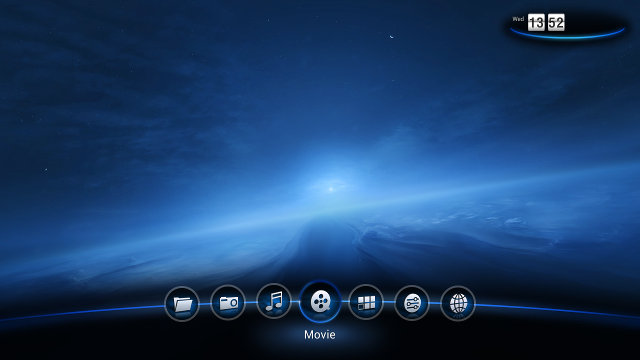Multimedia Launcher (Click for Original Size)