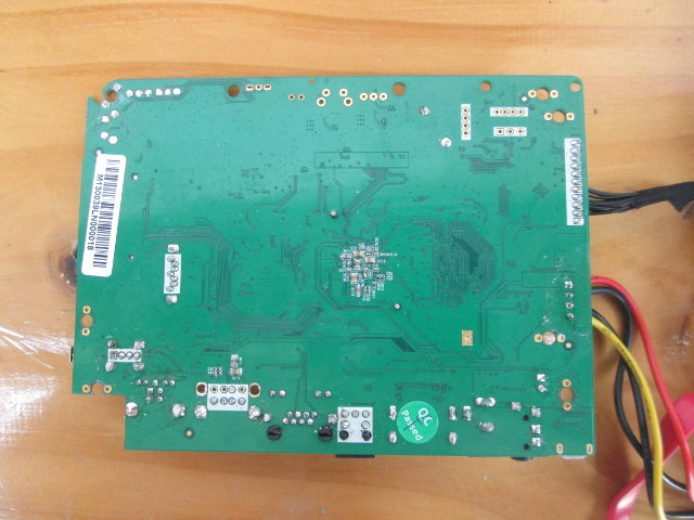 Bottom of Mele X1000 PCB (Click to Enlarge)
