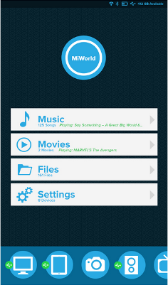 Mi World App
