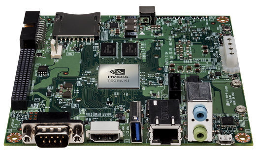 Jetson TK1 Development Board