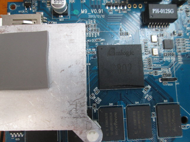 S802 Processor on M8 (Click to Enlarge)