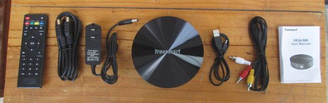 Tronsmart Vega  S89 and Accessories