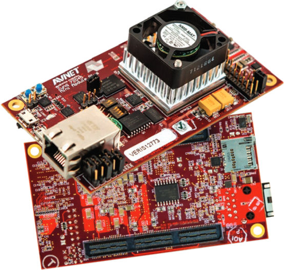 Xilinx Zynq-7000 All Programmable SoC Mini-Module Plus ...