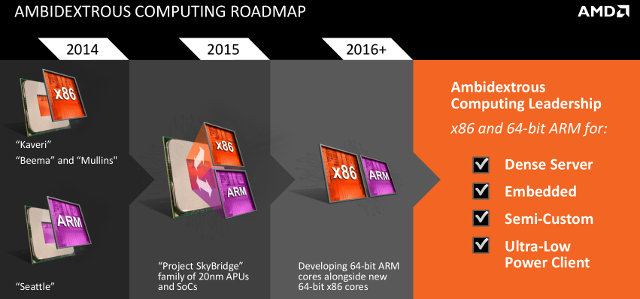 AMD_ARM-x86_Roadmap