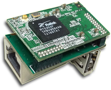 AsiaRF IoT Server with AMW002 Module