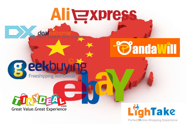 List of chinese online stores and shopping guide for List of online retailers