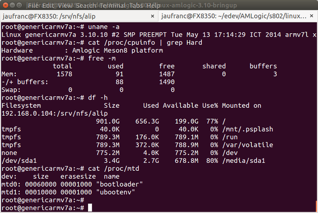 Linux_Amlogic_S802