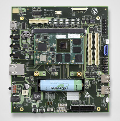 VAR-SD600 Custom Board with VAR-SOM-SD600 System-on-Module