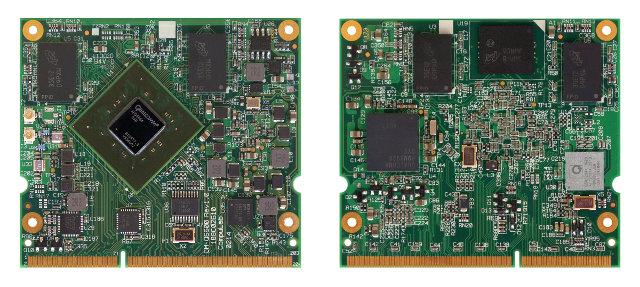 Compulab CM-QS600 CoM (Click to Enlarge)