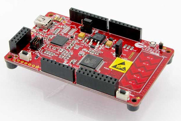 Get Cypress Psoc 4 Mcus For 1 Delivered To Your Door By Fedex
