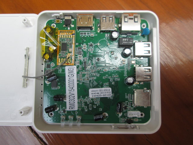 Jynxbox M1+ Board (Click to Enlarge)