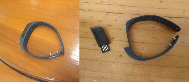 Vidonn X5 Fitness Band (Click to Enlarge)