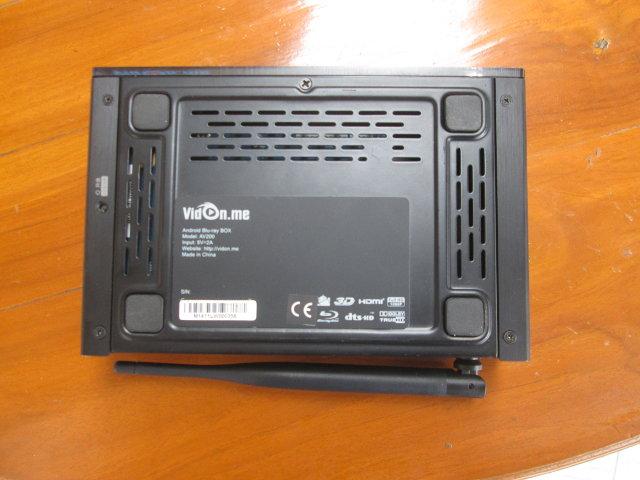 Bottom of AV200 (Click to Enlarge)