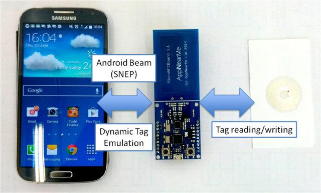 micronfcboard_smartphone