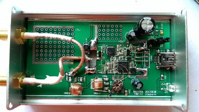 SDR Devkit Fully Soldered and Assembled