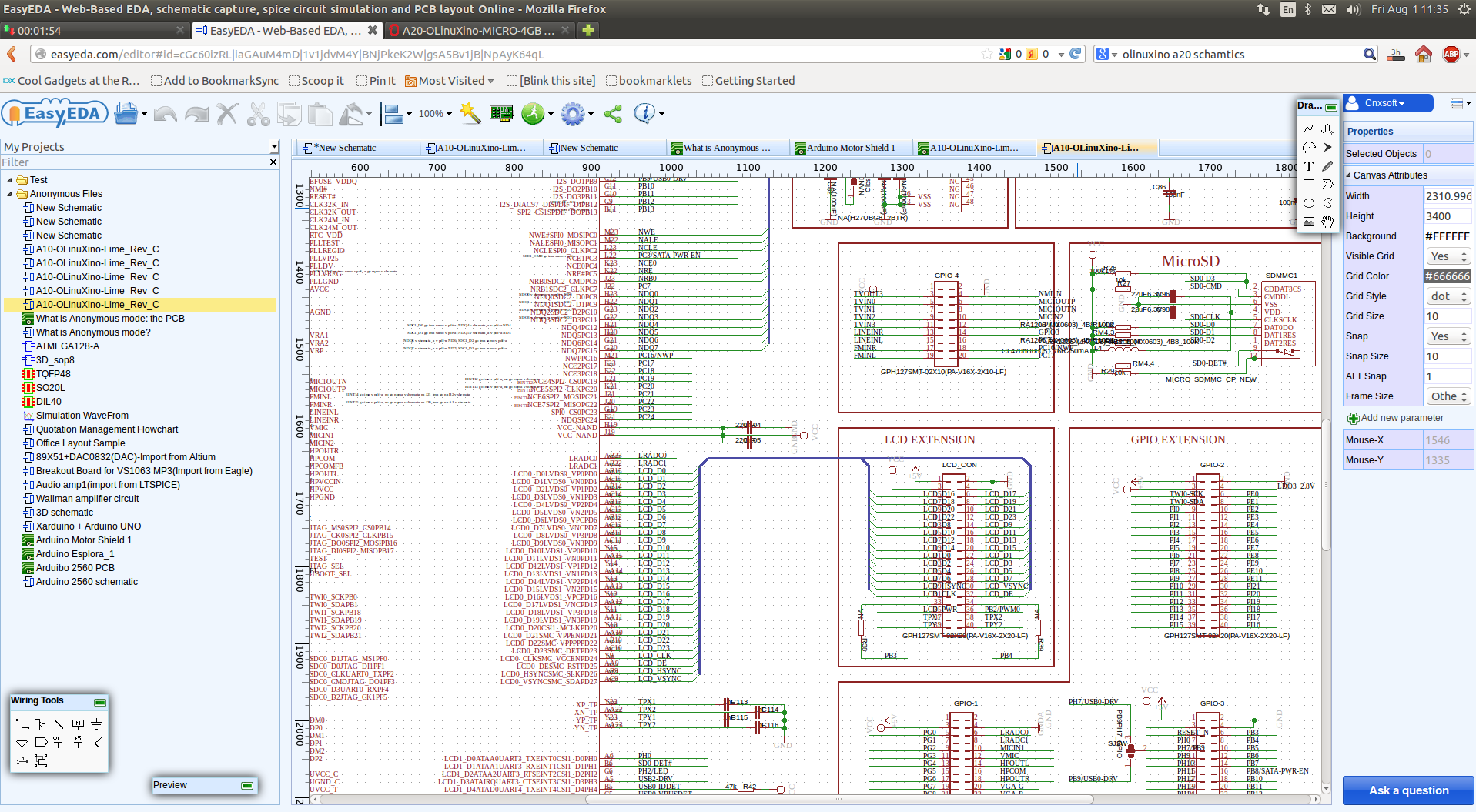 EasyEDA is a Web-based Schematics Capture, Simulation, and ...
