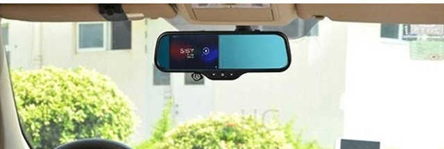 Elebest EL-H800 Rear View Mirror
