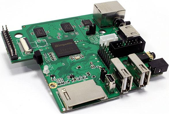 MIPS_CI20_Development_Board