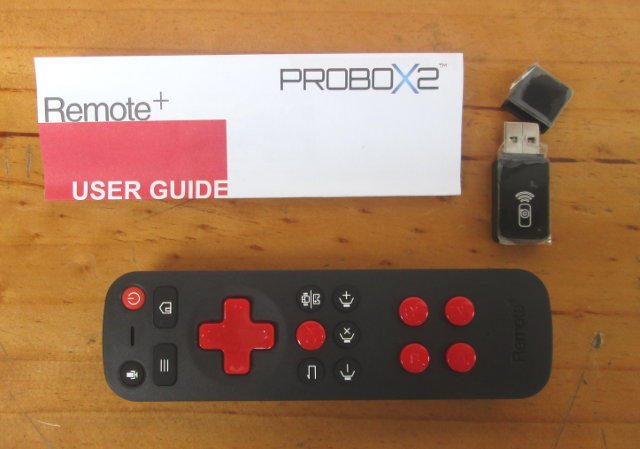Probox2 Remote+ with RF Dongle and  User guide  (Click to Enlarge)