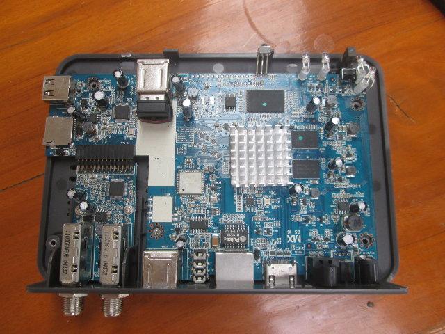 Top of WeTek Play Board (Click to Enlarge)