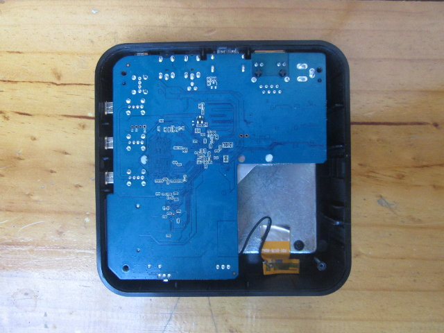 Bottom of EM6Q-MXQ Board (Click to Enlarge)