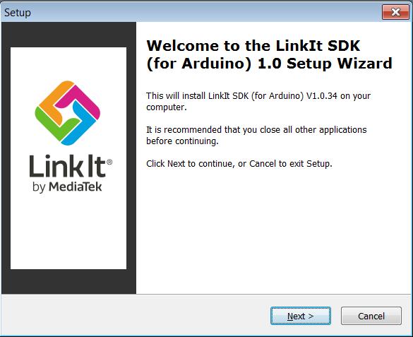 LinkIt_SDK_For_Arduino_1.0