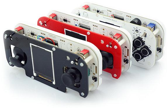 Microduino, un pad Arduino (Crowfunding) Microduino_Joypad