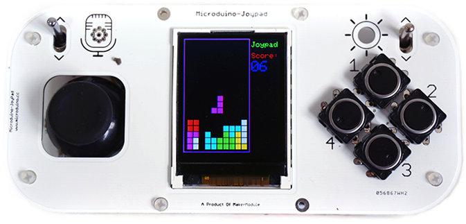 Microduino_Joypad_Tetris